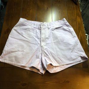 Vintage Lavender GAP Jean Shorts